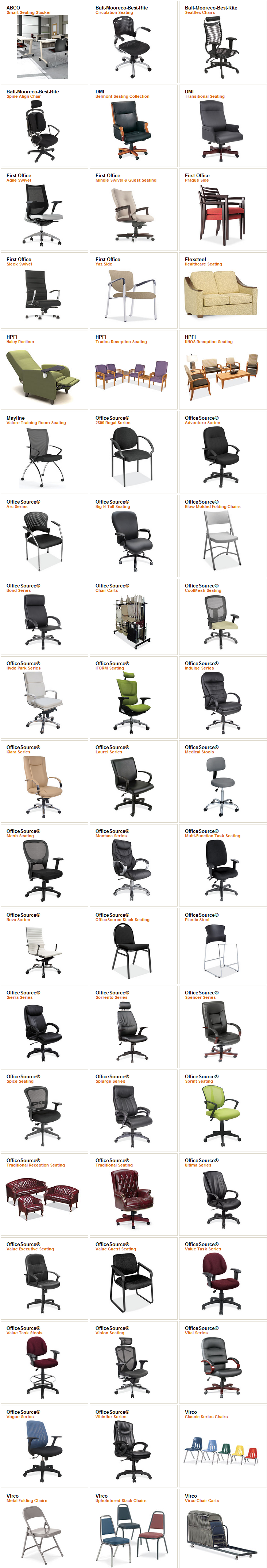 Business Office Chair Collections