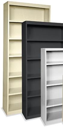 bookcase homcom black uk tiers aosom duty heavy co