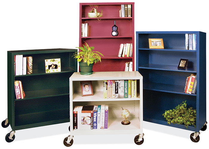 Mobile Bookcases Display